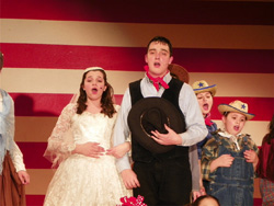 Oklahoma!   Matt McComb as Curley