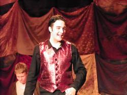 Matt McComb in Pippin