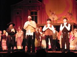 Matt McComb in Fiddler
