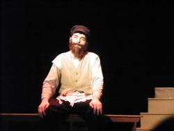 Matt McComb as Tevye